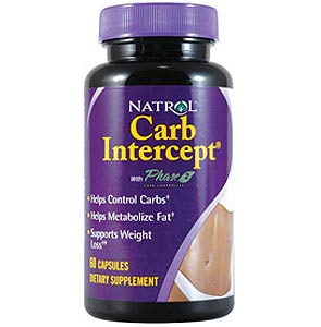 Natrol Carb Intercept Capsules