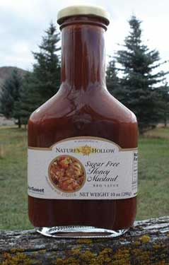 Nature's Hollow Sugar Free Honey Mustard