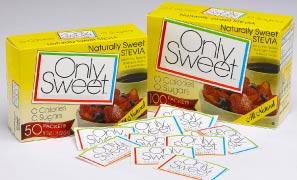 Only Sweet Stevia Sweetener