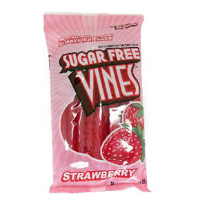 Red Vines Sugar Free Licorice