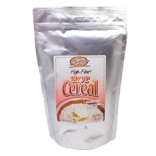 Sensato Low Carb Hot Cereal : LindasDietDelites.com, Low