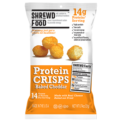 Shrewd Food Protein Crisps - Click Image to Close