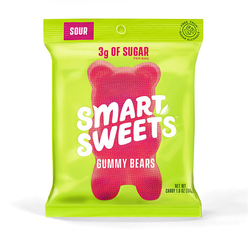 Smart Sweets Gummy Bears - Click Image to Close