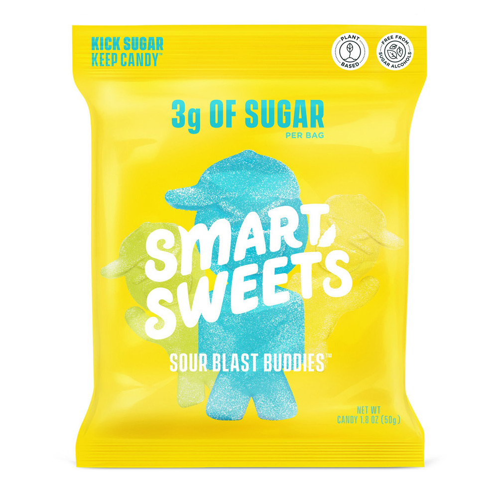 Smart Sweets Sour Blast Buddies - Click Image to Close