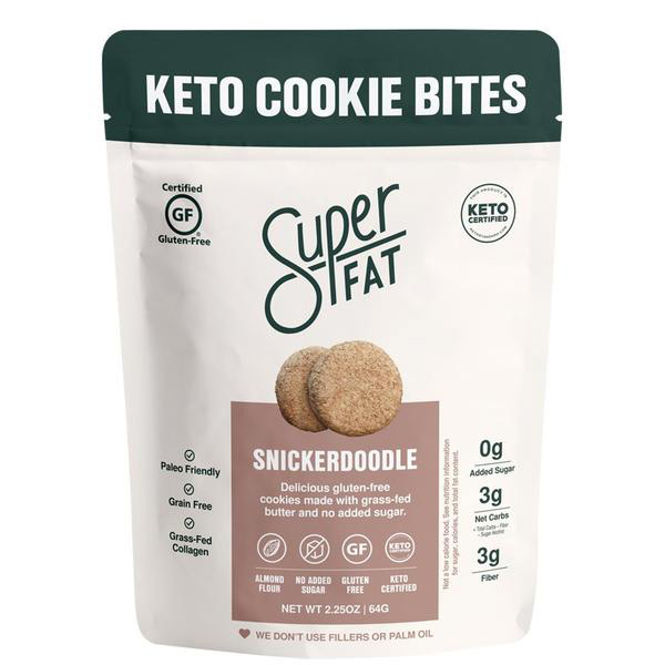 SuperFat Keto Cookie Bites - Click Image to Close