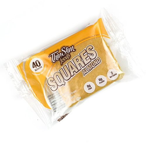 ThinSlim Foods Low Carb Low Fat Squares - Click Image to Close