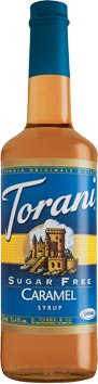 Torani Sugar Free Syrups