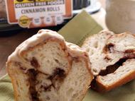Udi's Gluten Free Cinnamon Rolls
