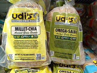 Udi's Omega Breads