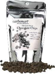 NevadaManna Low Carb Chocolate Chips