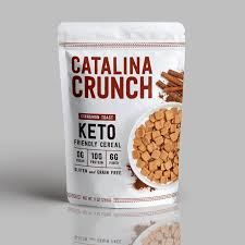 Catalina Crunch Low Carb Cereal