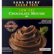 Sans Sucre Dessert Mixes