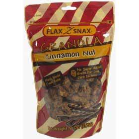 Flax Z Snax Granola